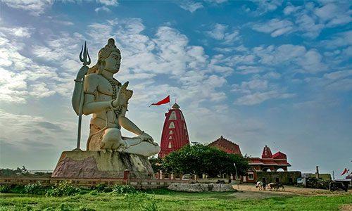 dwarka-nageshwar-jyotirlinga-temple-